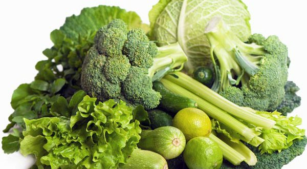 Food that can help control diabetes-Leafy vegetables