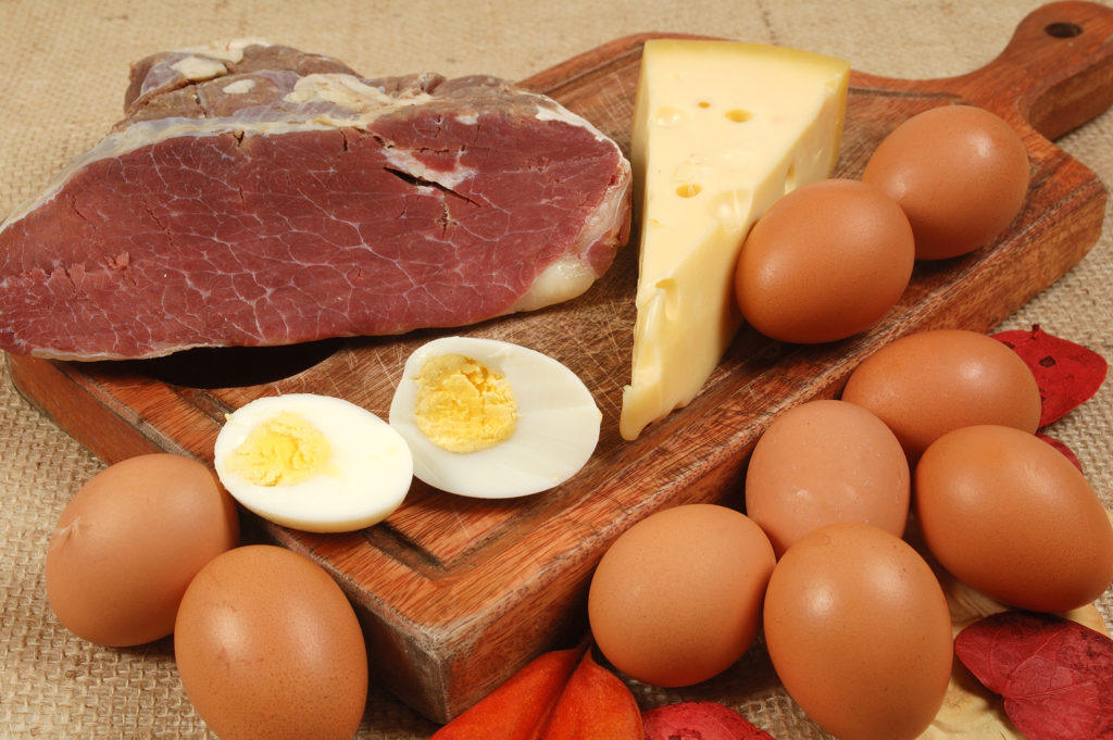 Food to prevent heart attack-Saturated fat