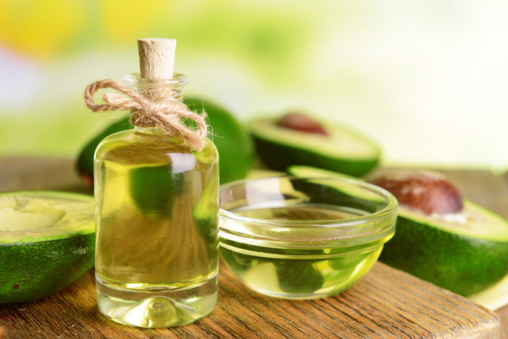 Hair Loss Treatment-Avocado Oil