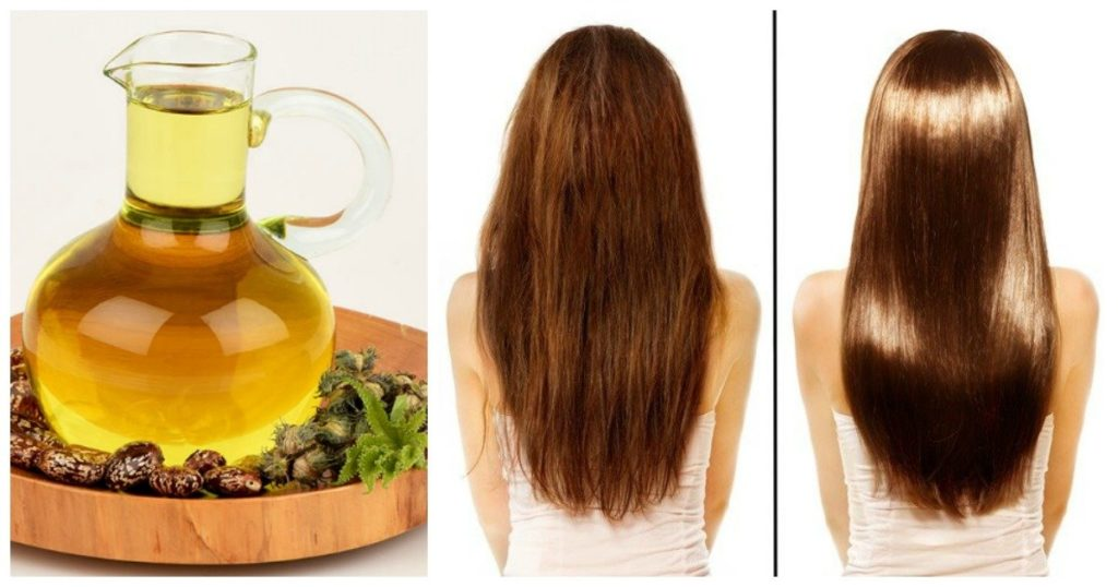 Treatment Of Hair Problem By Using Castor Oil