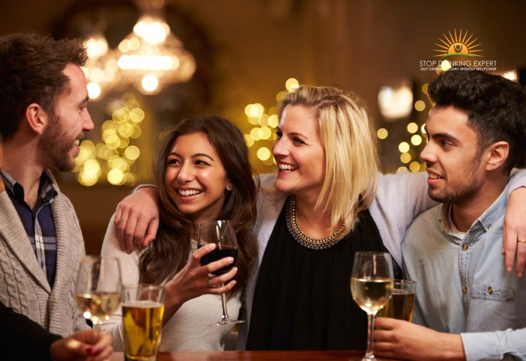Tips On Sober Socializing When Others are Drinking