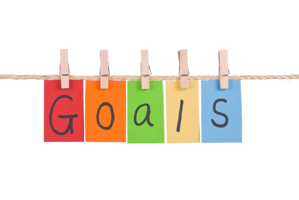 15 Tips To Become The Most Productive Person You Know-Set goals
